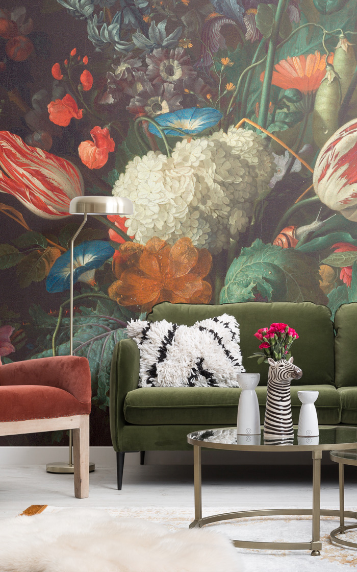 """8 maximalist murals that are a bit """"too much"""""""