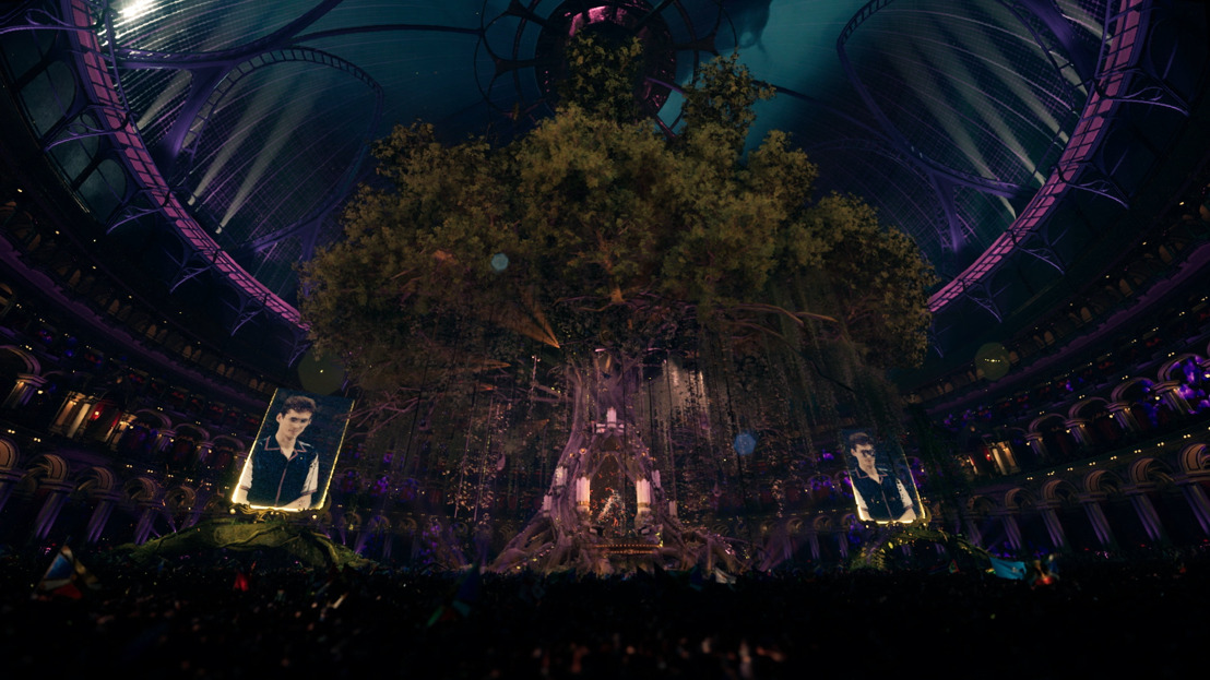 Tomorrowland shares Lost Frequencies' full performance at Tomorrowland 31.12.2020