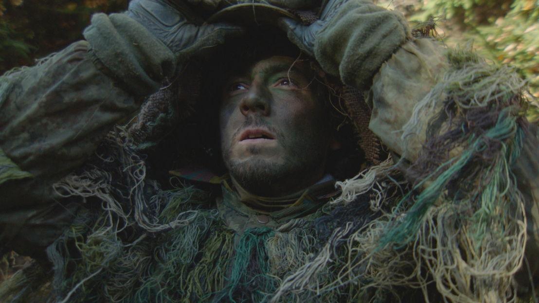 Aflevering 7: de zeekat-camouflage