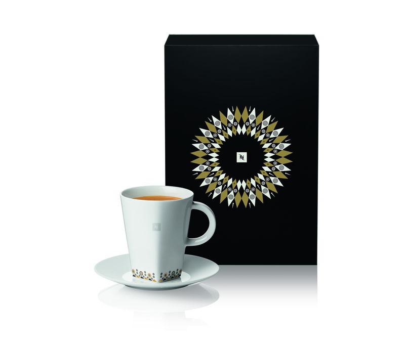 Festive Pure Lungo koppen (Limited Edition) - 26€