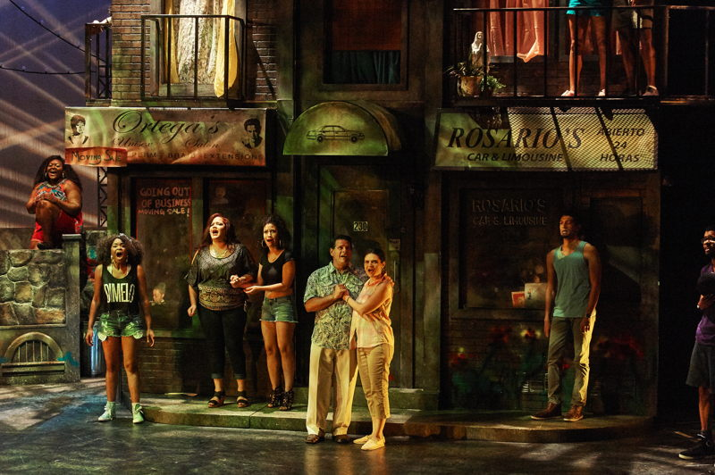 In The Heights (photo by Chris Bartelski)