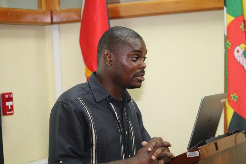Clarence Henry, Chargé d'Intégration Regionale à la Commission de l'O.E.C.O