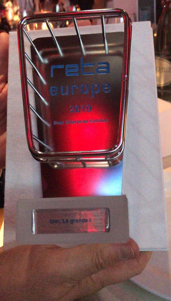 "Preview: Checkpoint wint ""Beste Enterprise"" award op EuroCIS 2019"