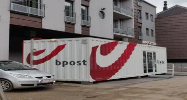 Des solutions se dégagent pour les bureaux de poste inondés