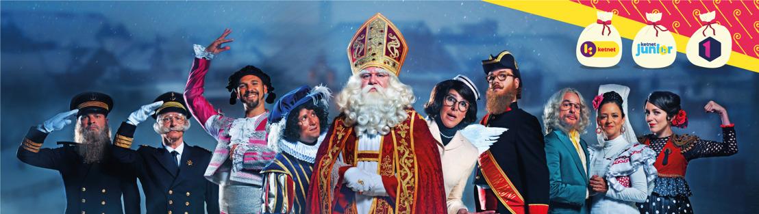 Telegram van de Sint: de allereerste beelden van de gloednieuwe reeks Dag Sinterklaas