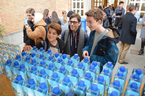 TETRA PAK - HEALTHY DRINKS@SCHOOL CSR & PUBLIC AFFAIRS CAMPAIGN