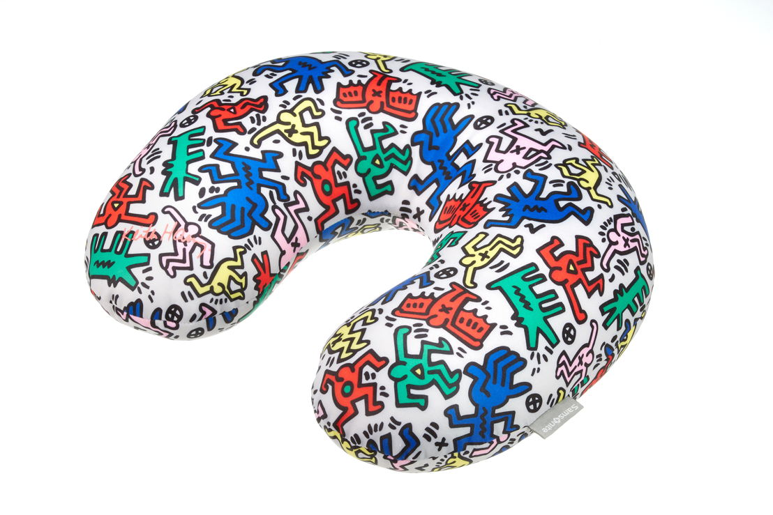 Keith Haring by Samsonite - Travel Pillow €19