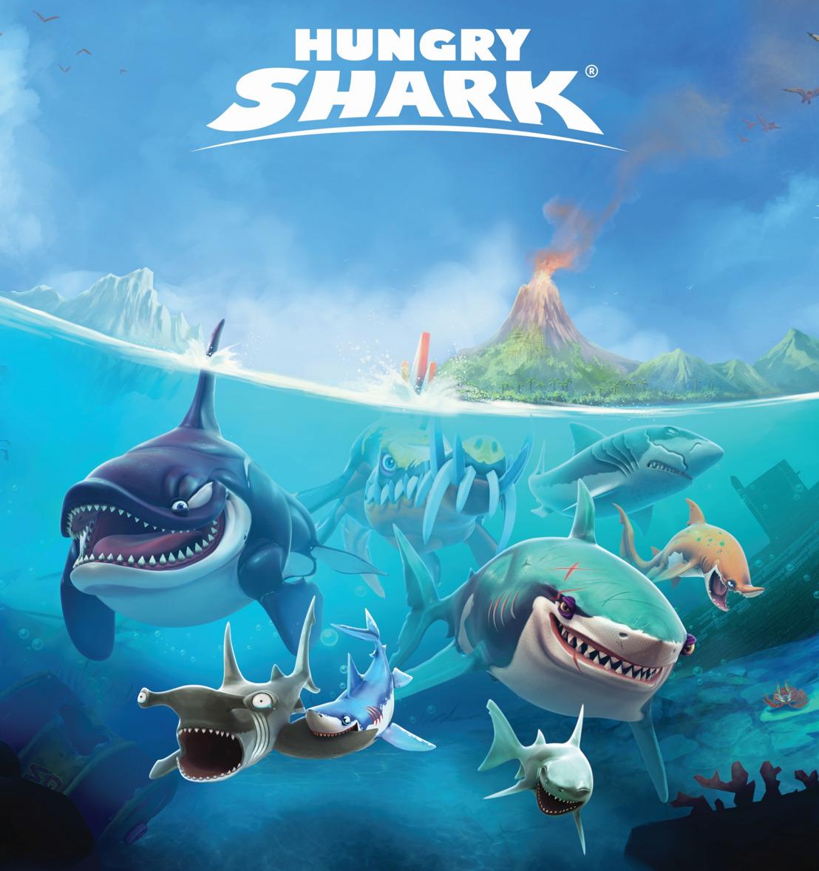 HUNGRY SHARK PARTNERSCHAFT MIT DISCOVERY CHANNEL ZUR FEIER DER SHARK WEEK