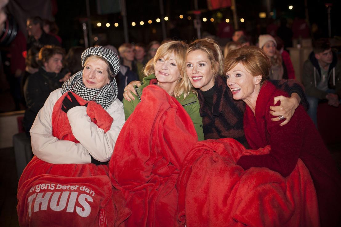 Thuis-acteurs verrassen 520 kijkers in Mechelen
