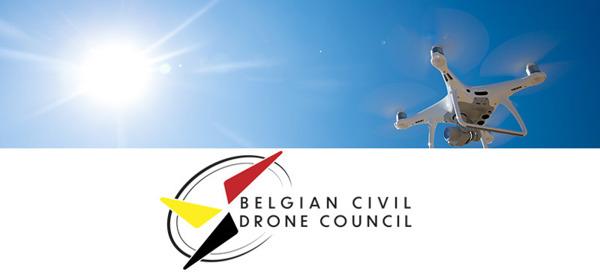 Preview: Overlegplatform behartigt belangen Belgische dronesector