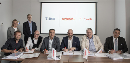 Triton to acquire Corendon through Sunweb Group
