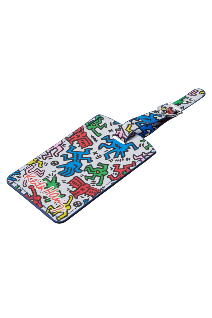 Keith Haring by Samsonite - Luggage Tag €14