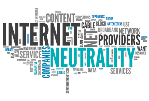 Access to a free and open internet is a fundamental right