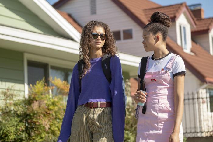 Zendaya en Drake brengen Euphoria, HBO's eerste young adult drama