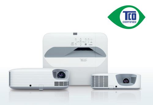 Proyectores Casio obtienen una vez más el reconocimiento internacional de sostenibilidad TCO Certified