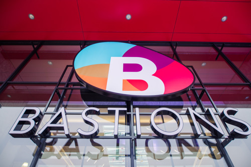 Les Bastions : Voice voert 360° communicatie voor de inhuldiging van het nieuwe shoppingcenter in Doornik.