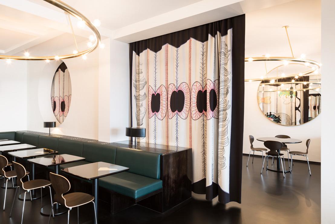Fine Arts Centre Bozar opens 'Victor' Bozar Café