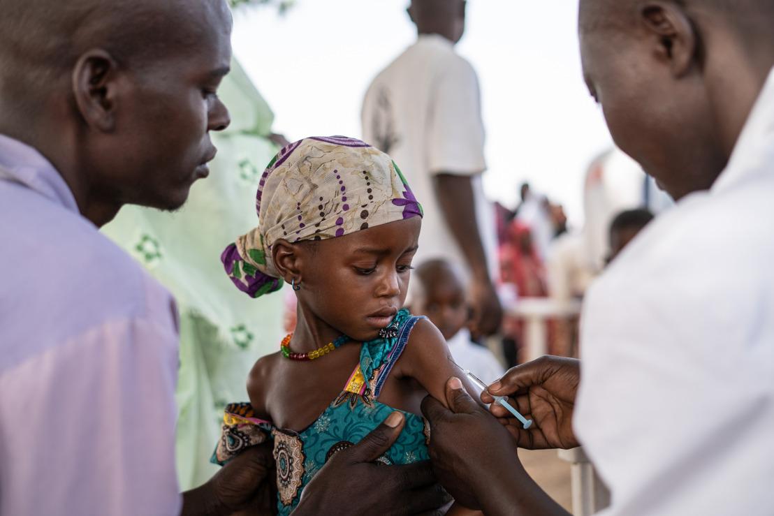 """Tchad: """"L'épidémie de rougeole n'est pas encore maîtrisée"""""""