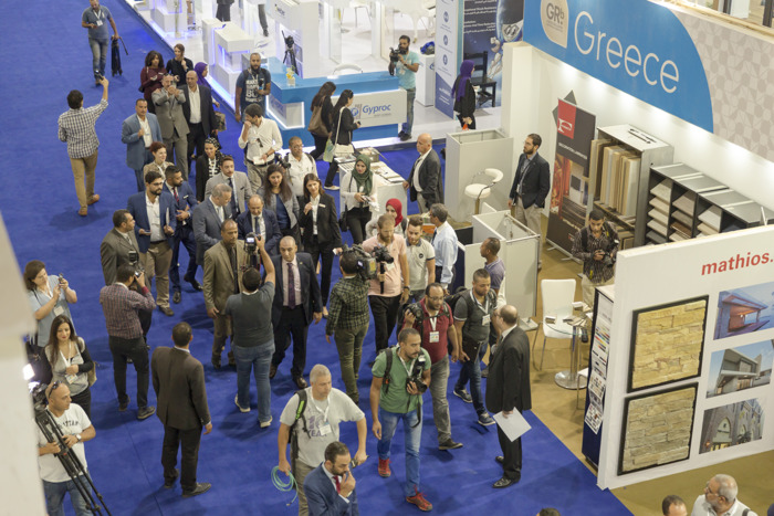 Preview: INTERNATIONAL CONSTRUCTION COMPANIES EXPRESS OPTIMISM ABOUT THE EGYPTIAN MARKET AND EYE PARTNERSHIP OPPORTUNITIES AT THE BIG 5 CONSTRUCT EGYPT