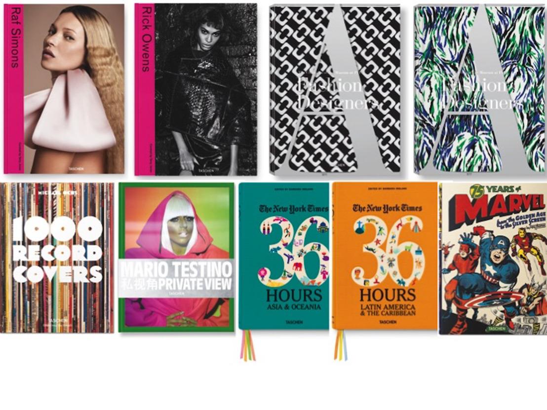 Prachtige designerboeken voor een prikje?