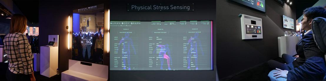 Panasonic en CES 2019: Análisis de emociones y signos vitales a través de procesamiento de imagen e Inteligencia Artificial