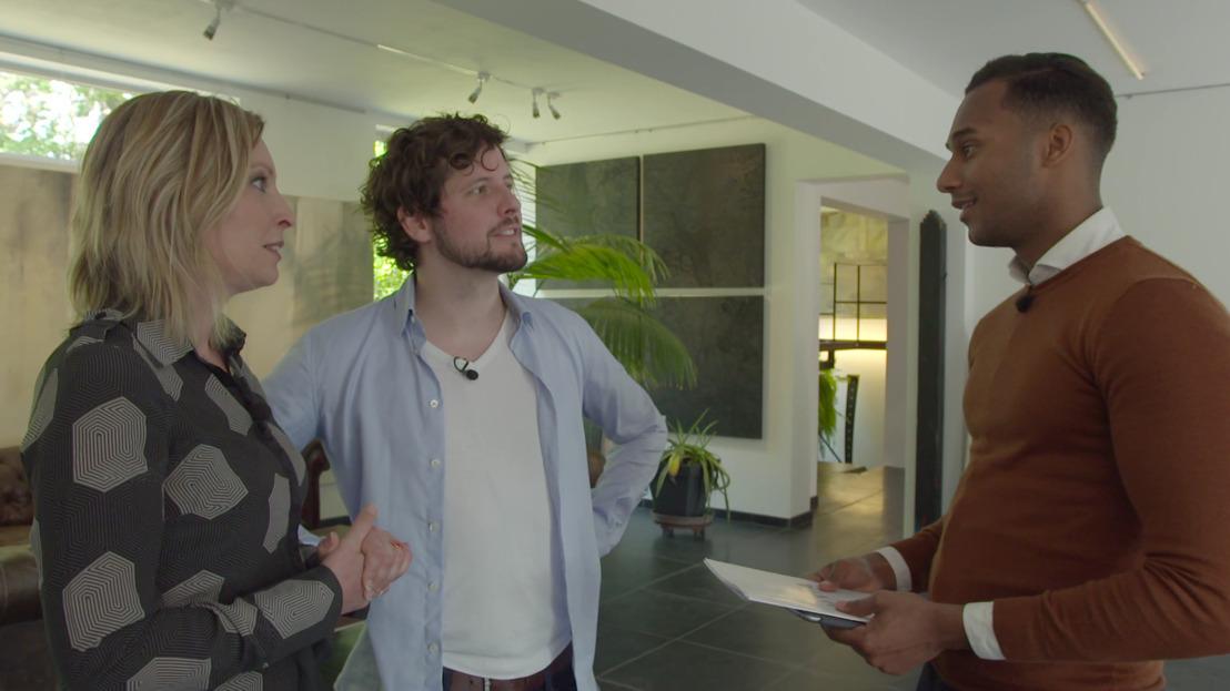 Roos Van Acker stelt Antwerpse makelaars op de proef in nieuw seizoen van Huizenjagers