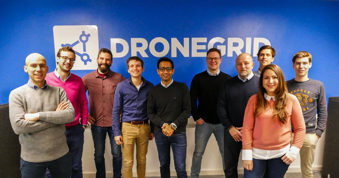 DroneGrid fait l'acquisition de technologies développées par VITO