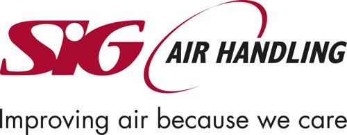 SIG Air Handling to return to next year's ISH trade fair in Frankfurt