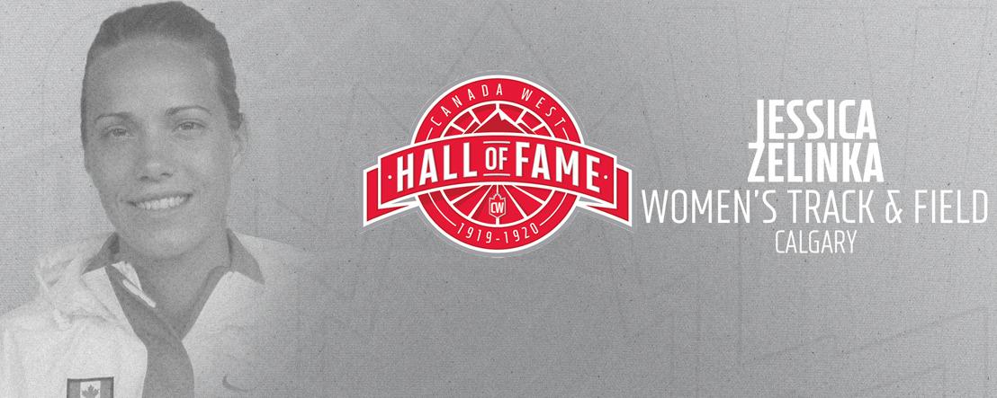 Zelinka caps inaugural Canada West Hall of Fame class