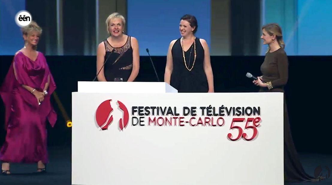 Annemie Struyf en Leentje Lybaert (c) VRT