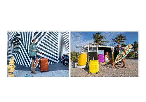 Prêt pour les vacances d'été? Chez American Tourister, la valise idéale vous attend!