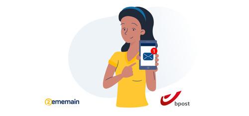 bpost new dedicated provider for 2ememain parcels
