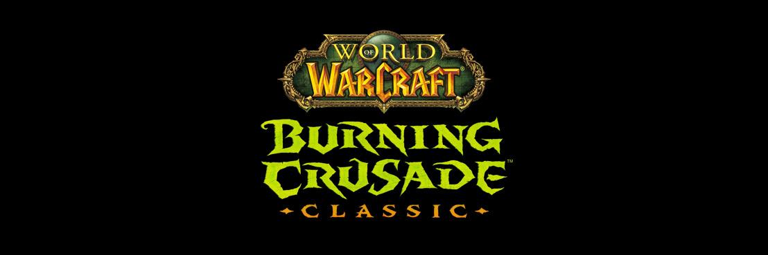 World of Warcraft : la mise à jour Seigneurs de l'Outreterre est désormais disponible
