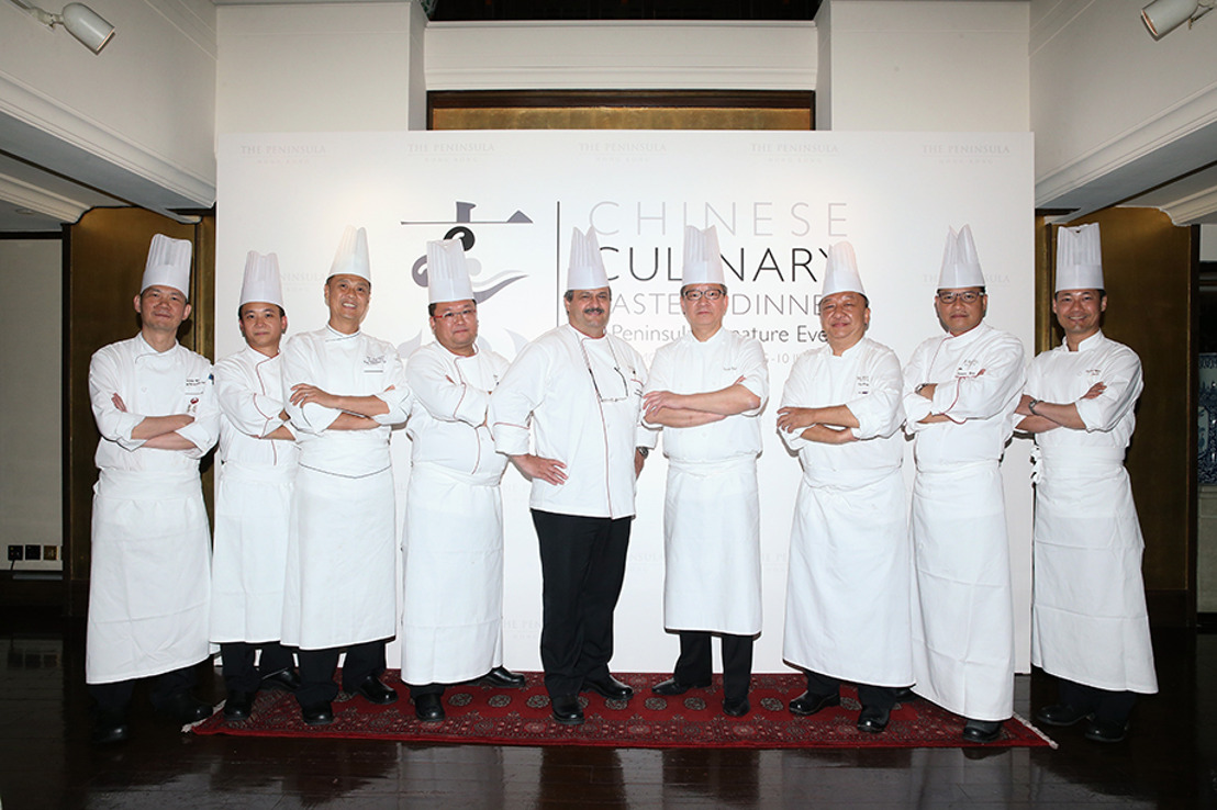 CINCO VIRTUOSOS CHEFS DE THE PENINSULA HOTELS REALIZAN AVENTURA GASTRONÓMICA EN CHINA