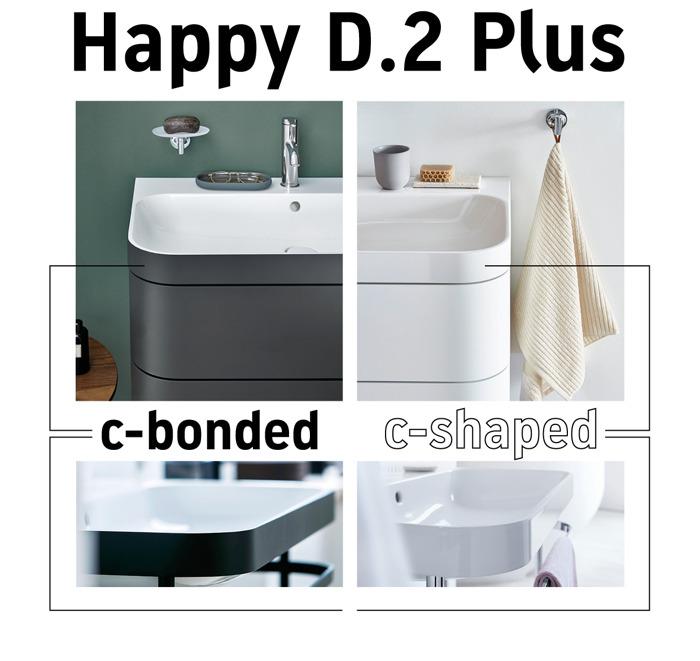 C-bonded et C-shaped offrent une multitude de possibilités d'aménagements