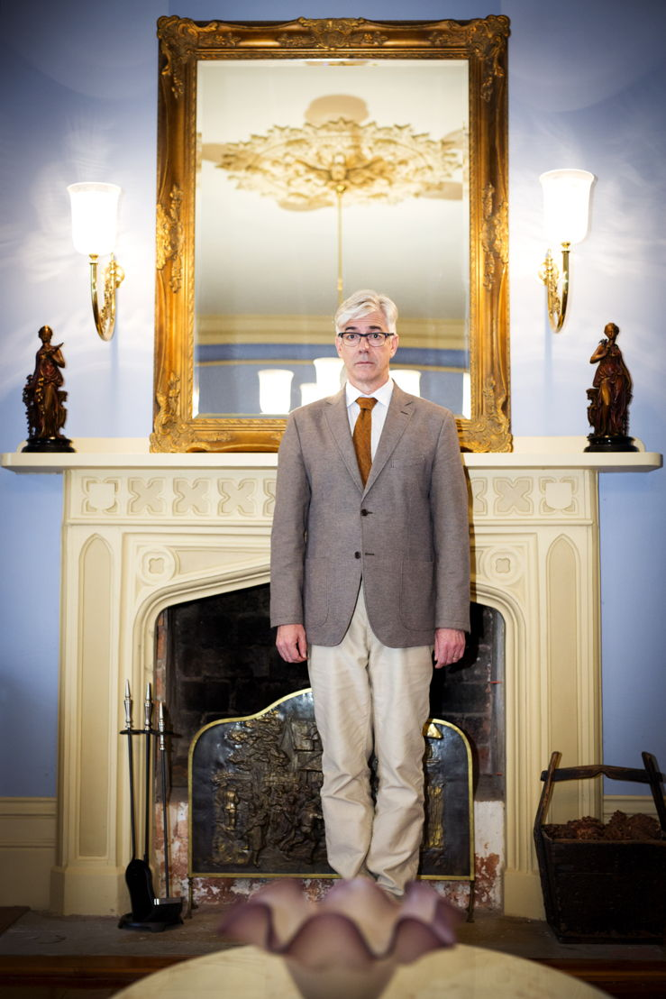 Shaun Micallef as Andrew Dugdale, The Ex-PM