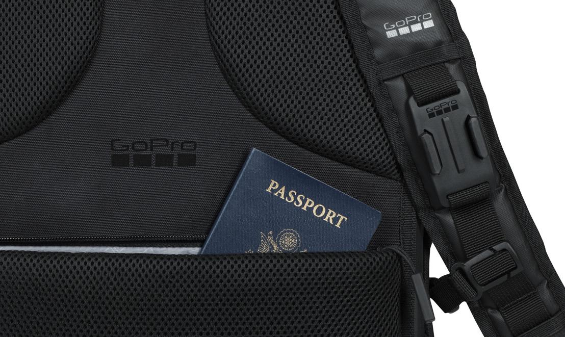 GoPro amplía la colección de su línea Lifestyle Gear con nuevos lentes de sol flotantes, una backpack de viaje y camisetas de edición limitada