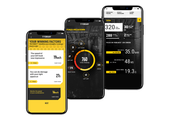 Preview: Everlast and PIQ Boxing Sensor - Now Available on Apple.com