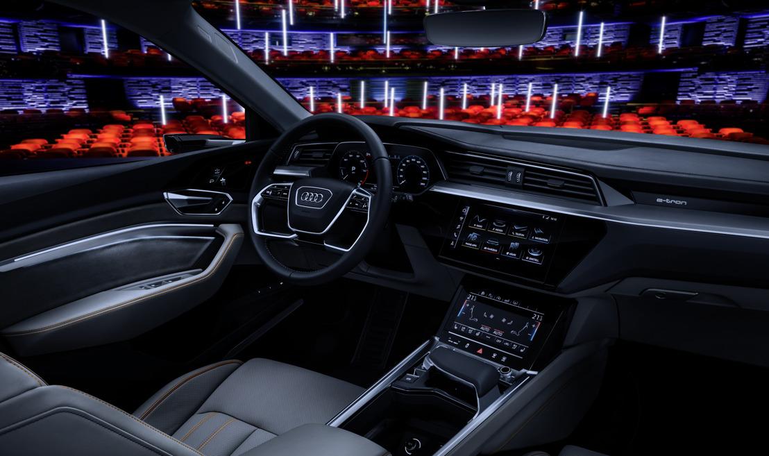 Audi dévoilera de nouvelles technologies de divertissement embarquées lors du CES 2019
