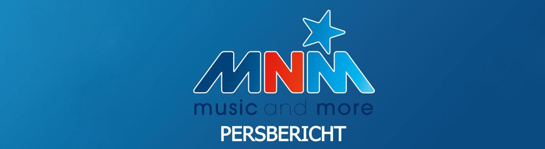 MNM zet drie nieuwe stemmen in tijdens zomermaanden