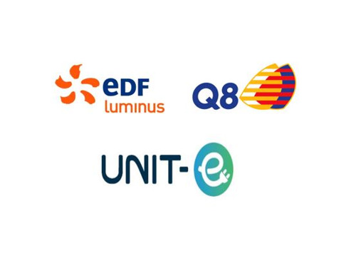 EDF Luminus and Q8 join together to install fast charging stations for electric vehicles