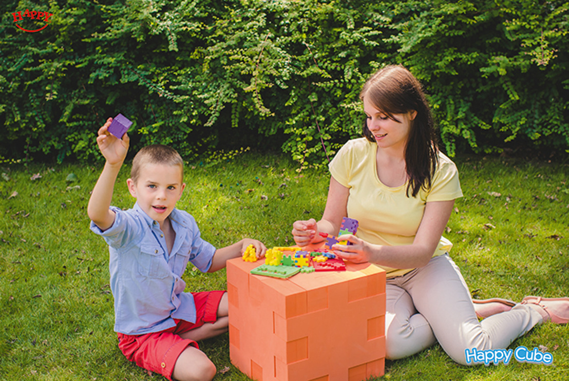 Happy Cube fait maintenant partie de la famille SmartGames !
