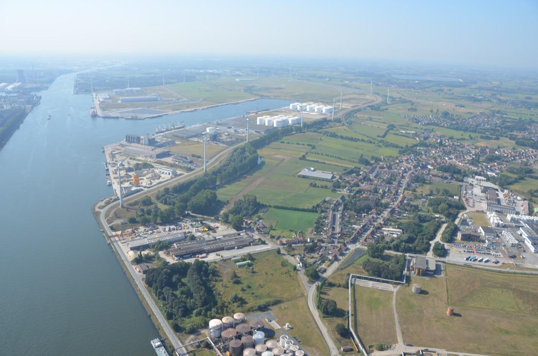 Nieuw park in Rieme als buffer tussen dorp en Gentse haven