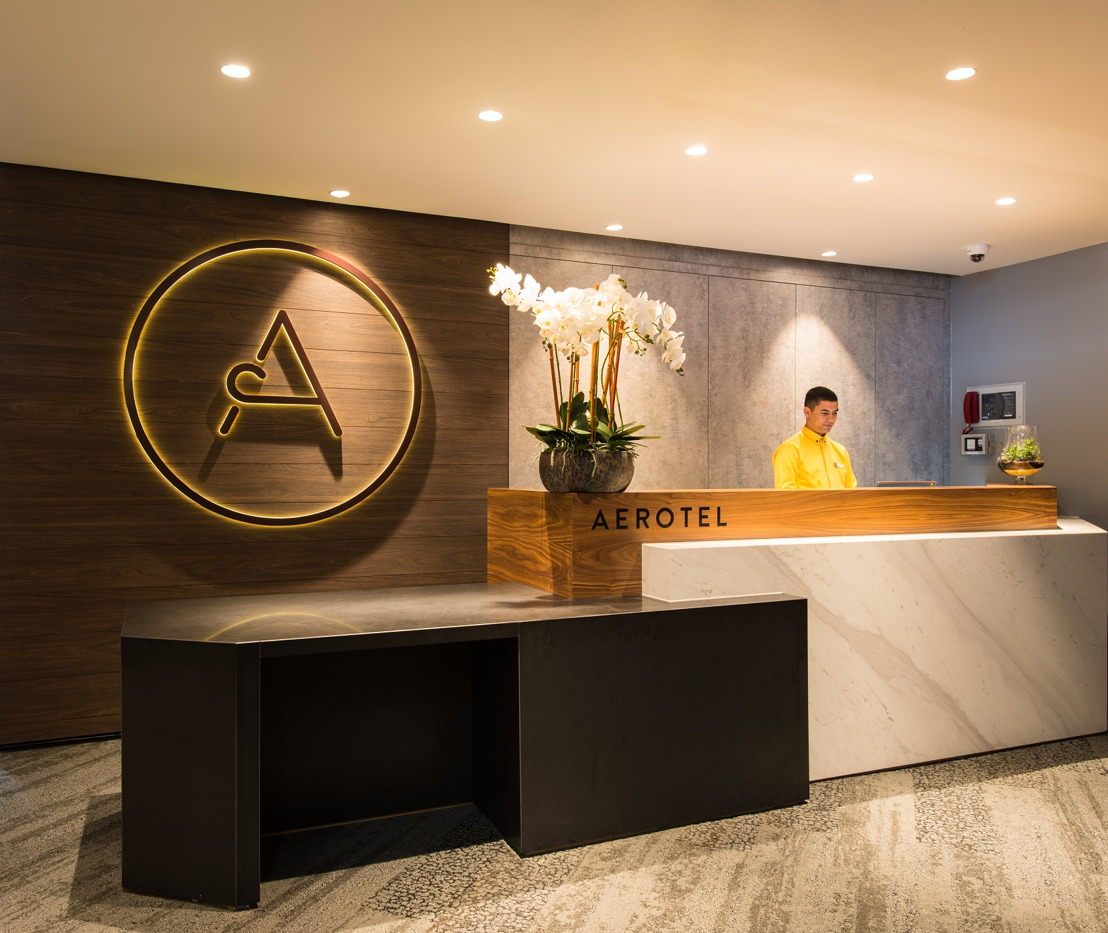 Aerotel by Plaza Premium Group opens as the only in-terminal hotel at Heathrow Terminal 3 Arrivals