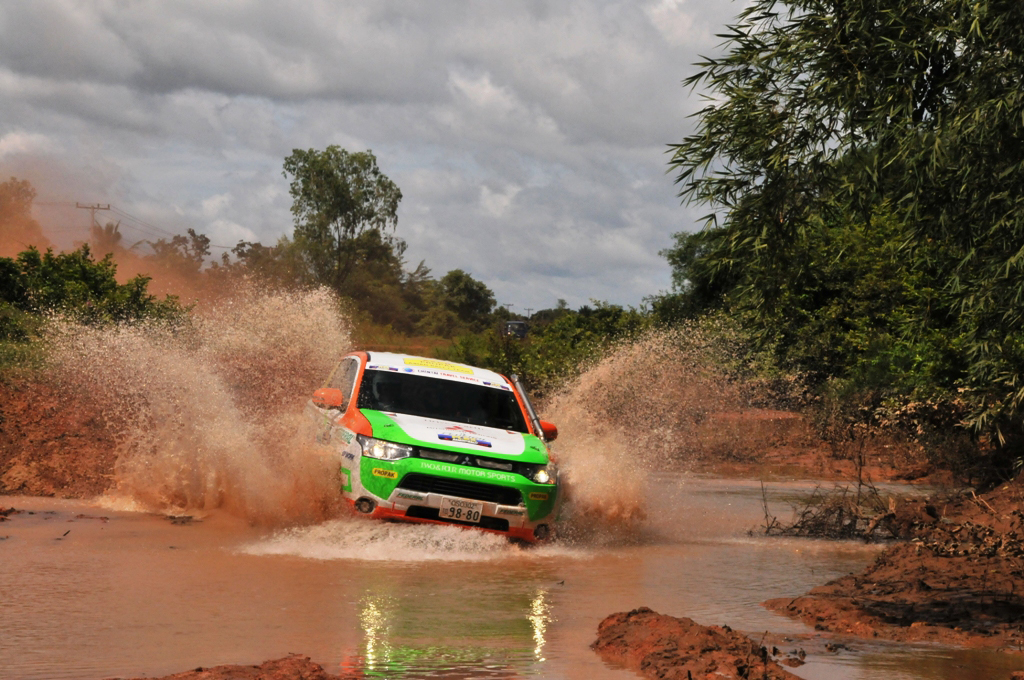 2013-Asia Cross Country PHEV Racer