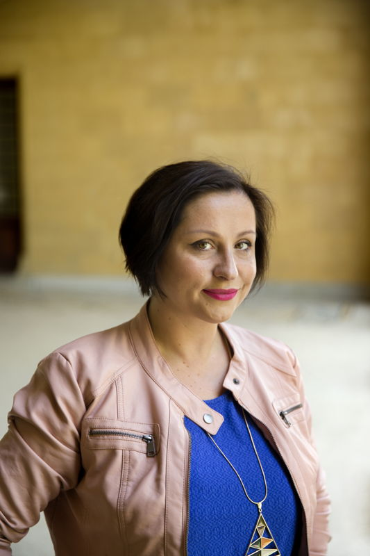 Maja Wolny (c) Koen Broos