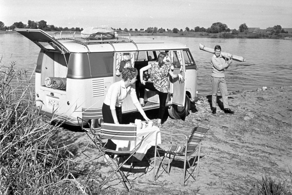 70ste verjaardag van de Transporter - Volkswagen California story
