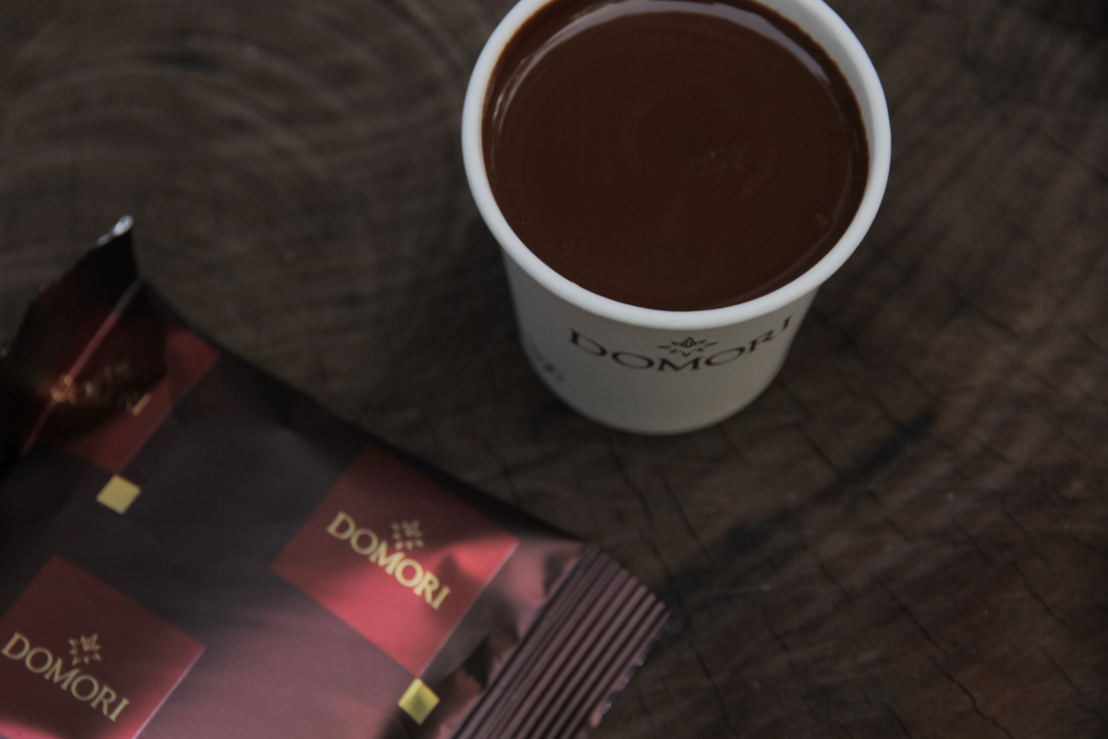 Cioccolata Calda Domori