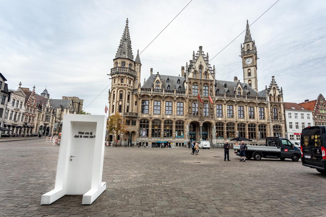 Nieuw cultuurconcept stunt met installaties in Gent