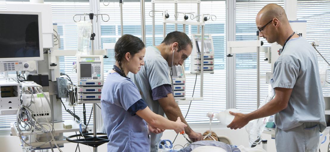Nieuwe postgraduaten verzekeren specialisatie na bachelor Verpleegkunde of Vroedkunde